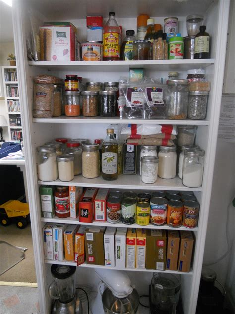 Bookcase Pantry by As Robin S A Cleaner And More Organized