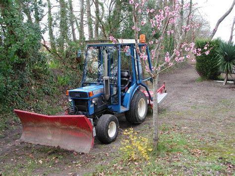 micro tracteur diesel iseki 2160 a vendre occasion par
