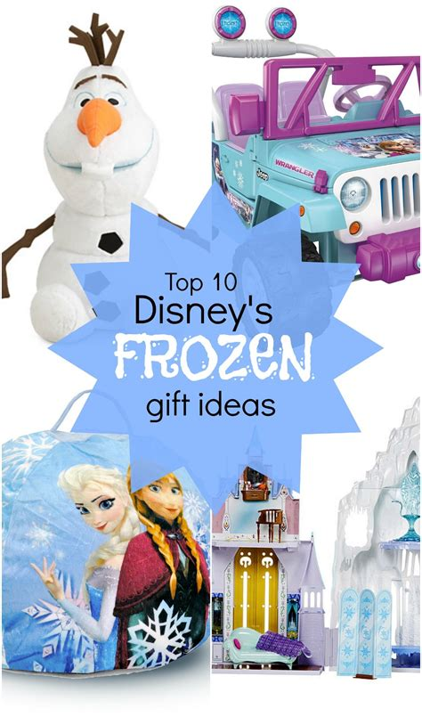 top 10 disney s frozen holiday gifts you must buy for your