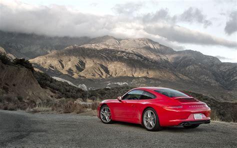 porsche carrera red 2012 porsche 911 reviews and rating motor trend