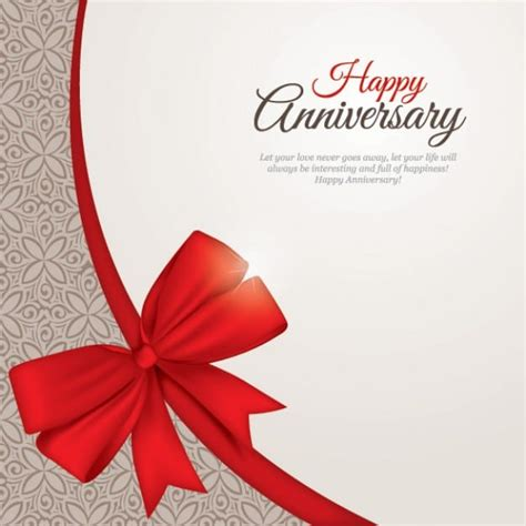 Happy Wedding Card Template by 7 Happy Anniversary Cards Templates Excel Pdf Formats