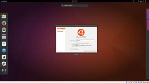 resetter for ubuntu 17 10 ubuntu 17 10 daily builds bereits ohne unity golem de
