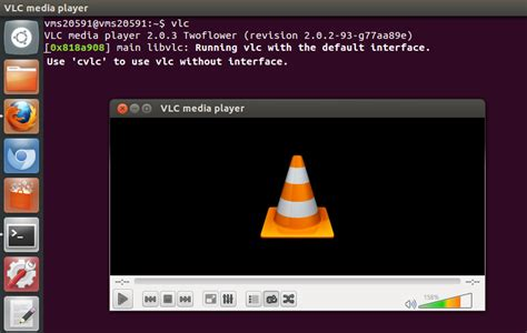 tutorial vlc linux how to install applications using terminal in ubuntu