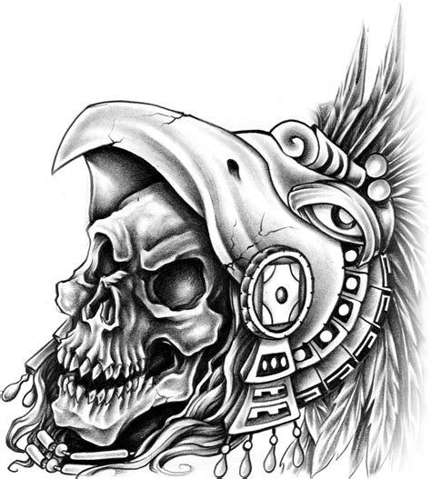 imagenes calaveras aztecas aztec warrior guerrero aguila cultura sure 241 a mexicana