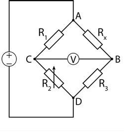 wheatstone bridge advantage measuring instruments electric meters chs electricity