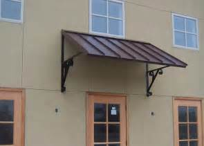 custom metal awnings classic metal awning custom metal awnings copper