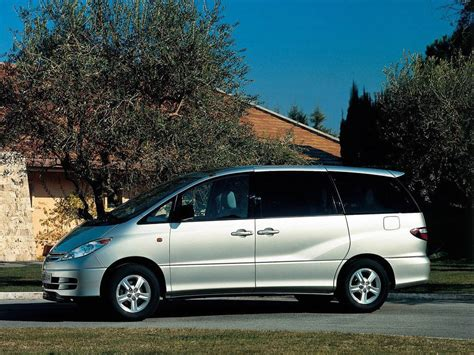 best car repair manuals 1997 toyota previa spare parts catalogs 1991 1997 toyota previa gallery 16230 top speed