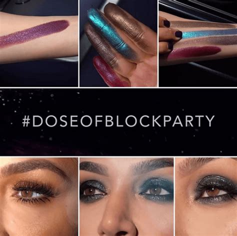 dose of colors makeup dose of colors block eyeshadow collection makeup fomo