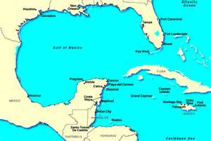 map of florida and caribbean caribbean cruise destinations which islands are where