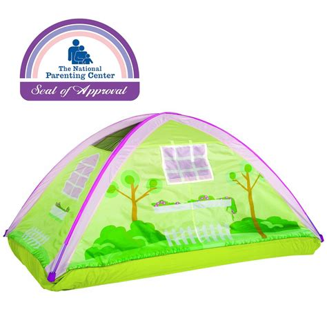 bed tents for kids amazon com pacific play tents kids cottage bed tent