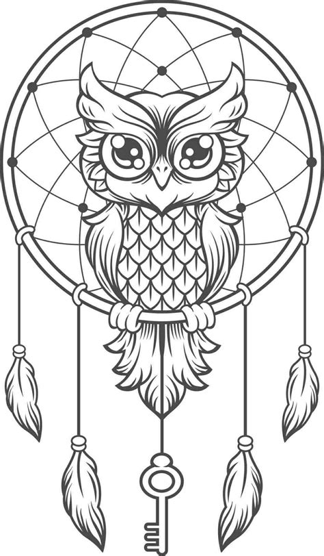 tribal dreamcatcher tattoo designs dreamcatcher template write happy ending