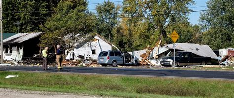 clinton house two injured in port clinton house explosion the blade