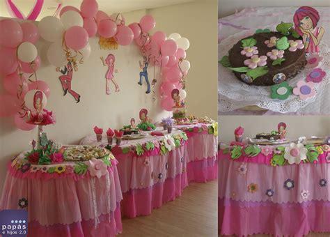 decoracion cumpleanos de cumplea 241 os con decoraci 243 n de lazy town