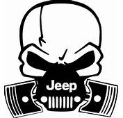 Jeep Bane Decal For Tj Cj Yj Xj Jeeps