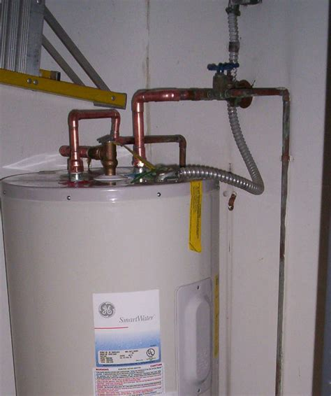 Plumbing A Water Heater call us for free estimate
