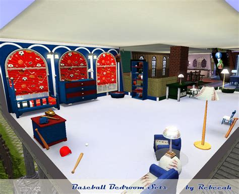 baseball bedrooms rebecah s baseball bedroom sets