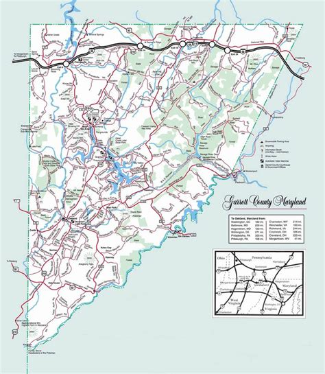 maryland earth map 1000 images about md garrett county on ski