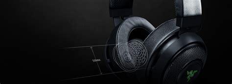Razer Kraken 7 1 V2 razer kraken 7 1 v2 surround sound gaming headset