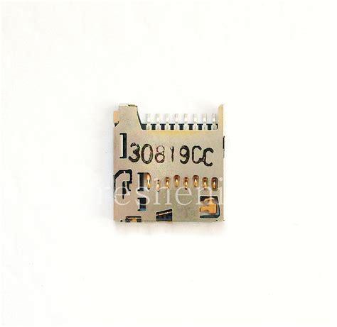 Memory Blackberry memory card slot memory card slot t7 for blackberry