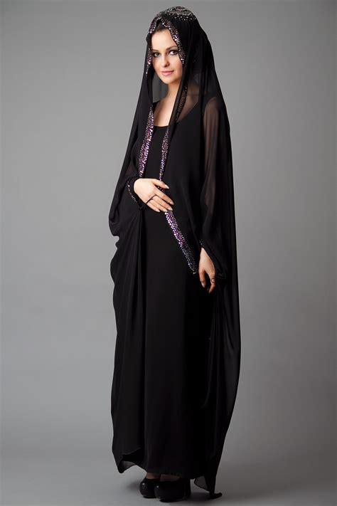 designer embroidered abaya collection