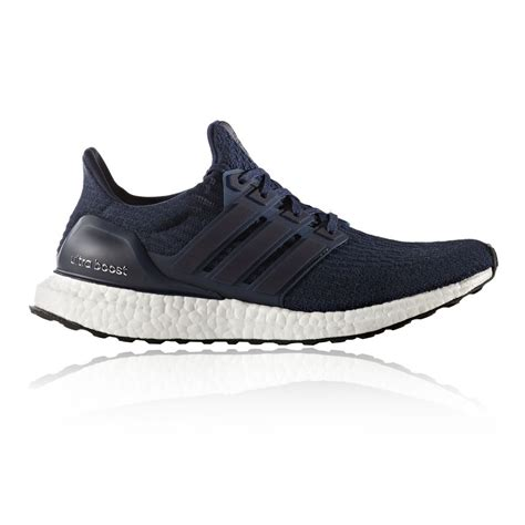 Adidas Boost Blue adidas ultra boost mens blue sneakers running road sports