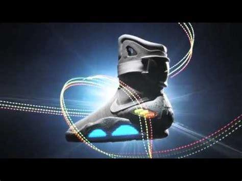 imagenes nike volver al futuro nike zapatillas de quot volver al futuro quot toppli com youtube