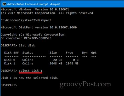 format exfat diskpart how to format local disks usb storage and sd cards using