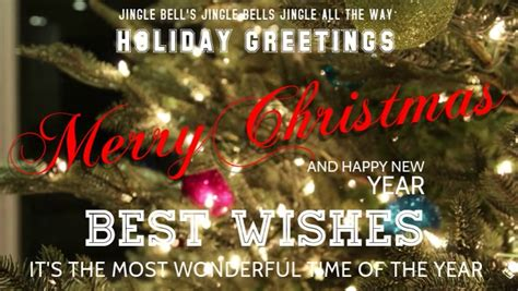 merry christmas  wishes flyer poster template postermywall