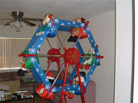 7 ft rotating animated ferriswheel pin by scherzberg on yard decor