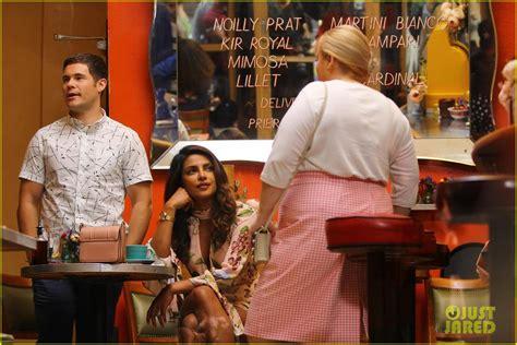 film romance new york liam hemsworth rebel wilson start filming isn t it
