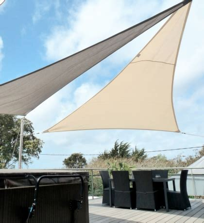 Terrasse Voile D Ombrage by Voiles D Ombrage Cyb Stores
