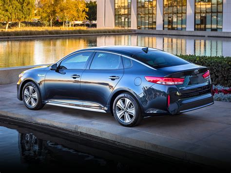 Kia Gas Mileage Refund New 2017 Kia Optima Hybrid Price Photos Reviews