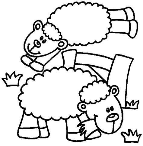 sheep family coloring page coloring pages sheep animated images gifs pictures