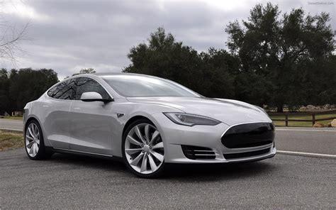 tesla alpha model s 2012 widescreen car wallpaper