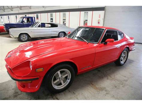 1972 Datsun 240z For Sale by 1972 Datsun 240z For Sale Classiccars Cc 1011037