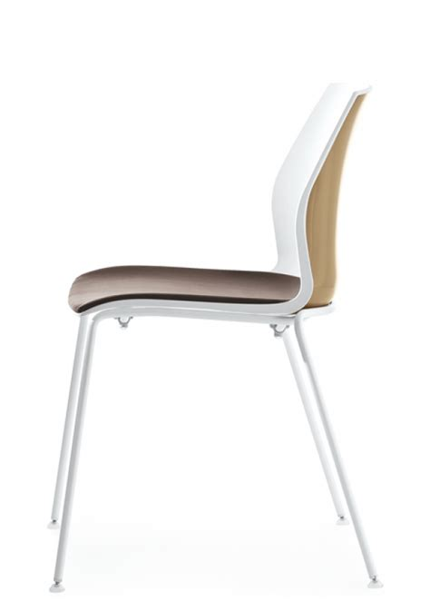 stuhl zweifarbig kastel stuhl kalea zweifarbig sitz gepolstert b 252 ro