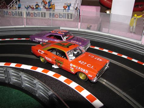 Slot Cars Slot Cars Monogram S 67 Pearson Ford Savage On Wheels