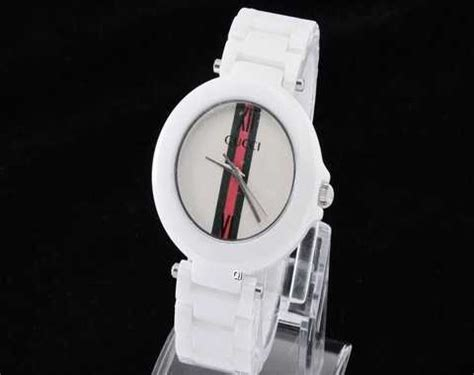 Gc Guci Collection montre gucci femme ceramique