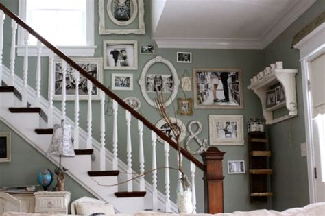 Up The Stairs Wall Decor by How To Maximize A Staircase Wall