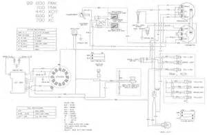 polaris xc 600 voltage regulator wiring diagram get free image about wiring diagram