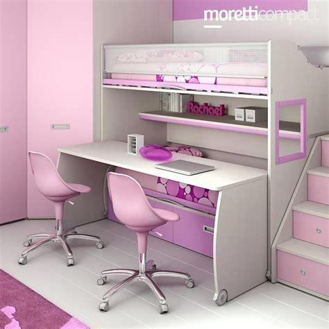 camerette con scrivania a soppalco cameretta moderna a soppalco con scrivania letti e