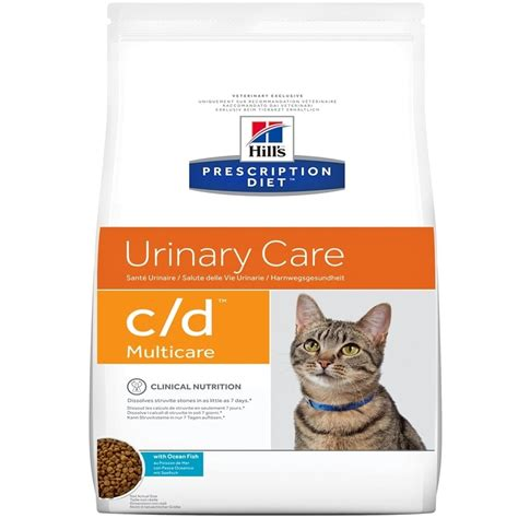 prescription diet food prescription diet c d urinary tract cat food buy