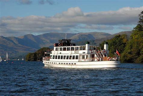 boat trip on windermere windermere lake cruise lunch at the netherwood hotel