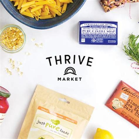 Thrive Market Gift Card - earn up to 3 000 swag bucks with thrive market 30 gift card