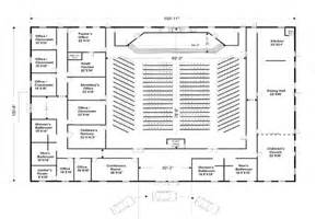 Floor Plans For Churches by Gallery For Gt Church Floor Plans Free