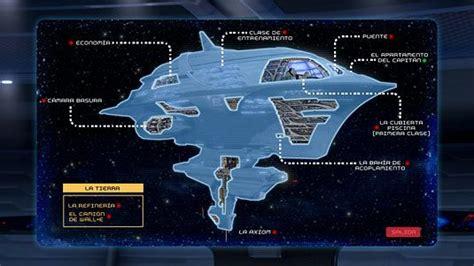 wal schip wall e axiom starship spacecraft design pinterest