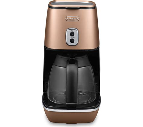 Coffee Maker buy delonghi distinta icmi211 cp coffee maker copper