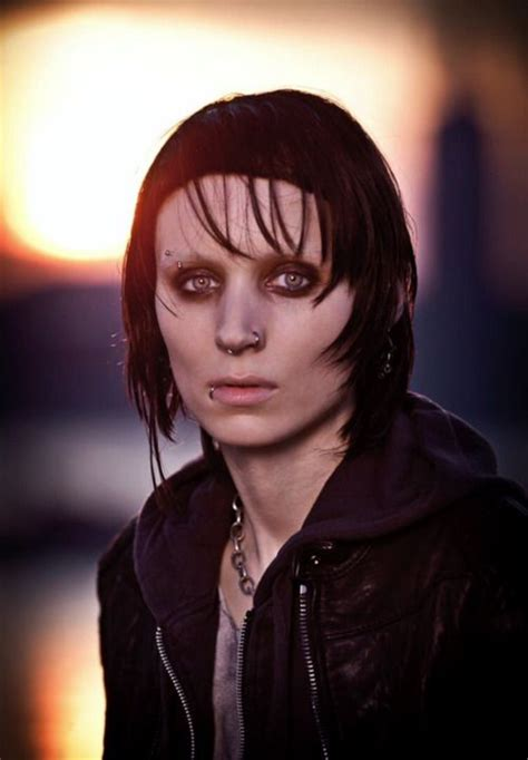 rooney mara dragon tattoo 34 best images about lisbeth salander on
