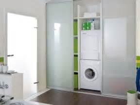 waschturm schrank waschmaschinen schrank im bad badideen