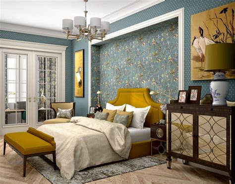 yellow and beige bedroom reserved modern classics in shades of beige blue